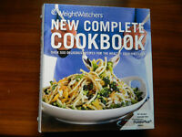 Weight Watchers The New Complete Cookbook New Ringbound Hardcove