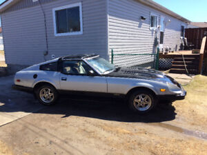 Excellent shape ready for new home 1982 Datsun 280 zx