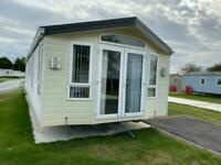 Static caravan Willerby Vogue 42x13 2bed DG/CH - Free UK delivery.