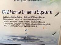 Home Cinema System Samsung