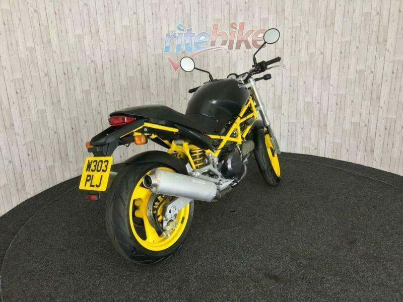Ducati Monster 600 M Dark Monster Dark With A Full 12 Month Mot 2000
