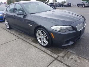 2011 BMW 5-Series 550I X-Drive Sedan 400 HP Stock