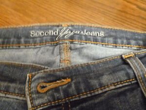 Second Yoga Jeans size 28
