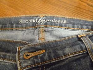 Second Yoga Jeans size 28 - 2 pair