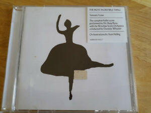 Pet Shop Boys The most incredible thing import Argentine ballet