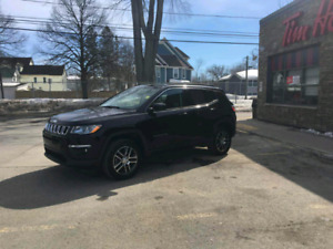 Brand new 2019 Jeep Compass