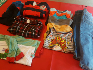 Boys clothing  4T -All for $10
