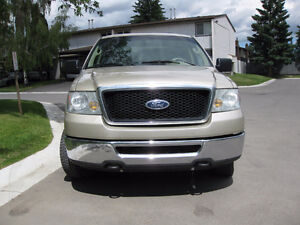 2007 Ford F-150 Pickup Truck, Extended cab, Excellent condition