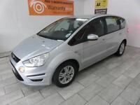 2010 Ford S-MAX 2.0TDCi Zetec **BUY FOR ONLY £43 A WEEK**