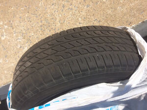 Used Toyo Extensa A/S 215/70R15, set of 4