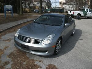 2006 Infiniti G35 6MT Coupe (2 door) CERTIFIED E-TESTED!!!!