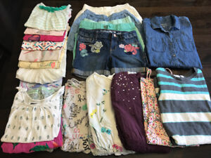 Girls Clothing Size 8