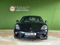 2014 Porsche Cayman 3.4 24V S PDK 2d 325 BHP Coupe Petrol Semi Automatic