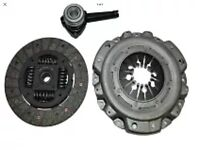 Clutch kit 1.5 dci Renault Nissan hydraulic type car van parts