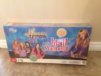 New Hannah Montana Mall Madness Electronic Talking Boardgame