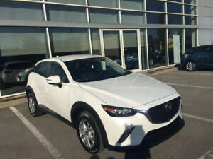 2018 Mazda CX-3 GS Auto lease transfer!!