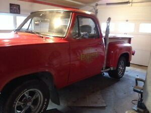 1979 D-100 forsale