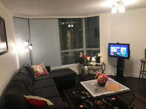 FULLY FURNISHED 1 BEDROOM CONDO - AVAILABLE July 1, 2019