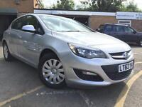 2012/62 VAUXHALL ASTRA 1.7CDTI 16V ( 130PS ) ECOFLEX ( S/S ) 2013MY EXCLUSIV