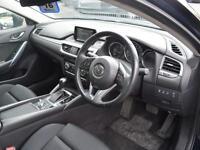 2015 Mazda Mazda6 2.2 TD SKYACTIV-D SE-L 4dr (nav)