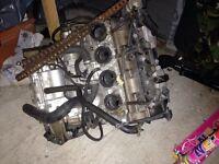Kawasaki zx6 engine