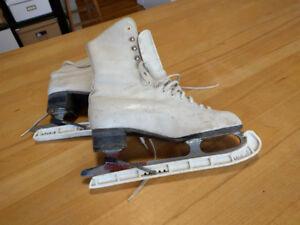 Classic Women's Figure Skates