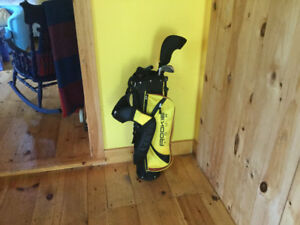 Child's beginner golf set