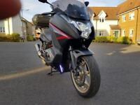 Honda NC 750 D-E integra full extras