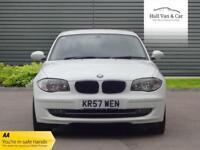 2009 57 BMW 1 SERIES 2.0 116I SPORT 3D 121 BHP