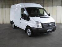 2013/62 Ford Transit 2.2TDCi ( 100PS ) ( EU5 ) 260S Med Roof 260 SWB