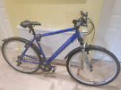 Apollo encounter hybrid bike in very good working condition