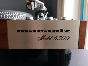 MARANTZ 6300 ABSOLUTELY STUNNING CONDITION