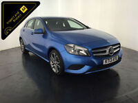 2013 MERCEDES-BENZ A180 BLUE EFFICIENCY SPORT 1 OWNER SERVICE HISTORY FINANCE PX