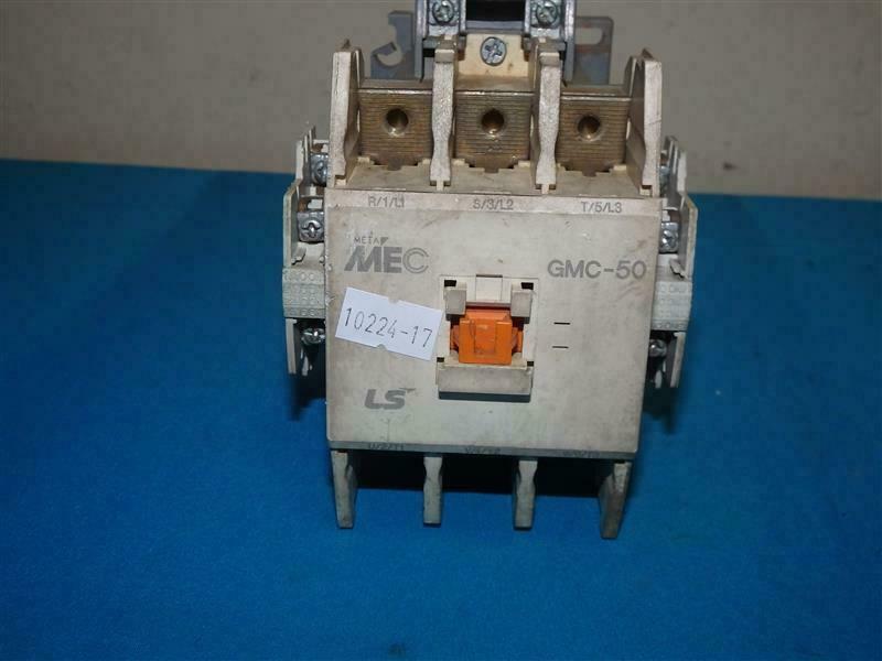 LS MEC GMC-50 Contactor