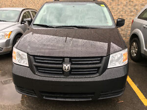 Dodge Grand Caravan Certified and E-tested with Clean Car-proof