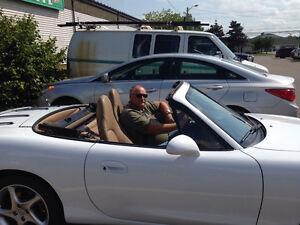 2002 Mazda MX-5 Miata Coupe (2 door)