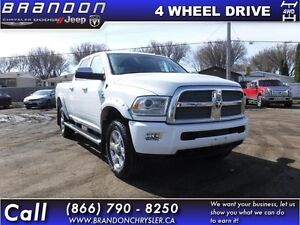 2014 Ram 2500 Longhorn - Bluetooth, Navigation, Heated Seats, Le