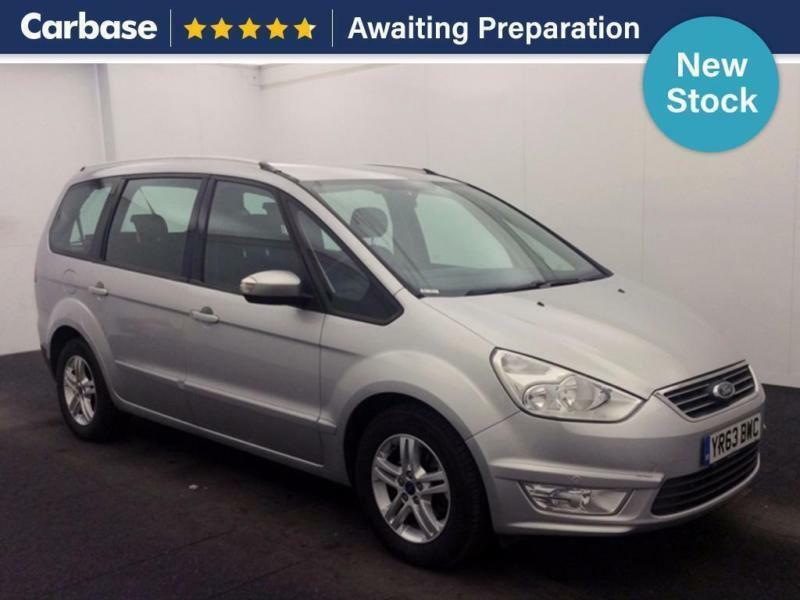 2013 FORD GALAXY 2.0 TDCi 140 Zetec 5dr MPV 7 Seats