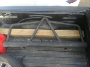 Push Bar - Jeep Cherokee/Comanche up to 2001