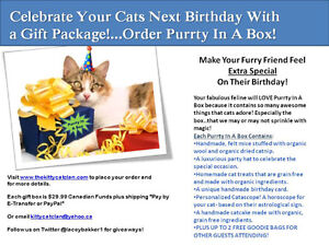 Free Purrty In A Box! Limited Time Offer