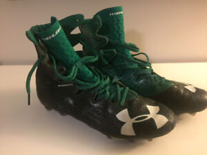 Under Armour Football Cleats - Mens size 13