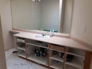 Bathroom Vanity Counter Top