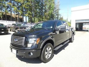 2012 Ford F-150 2012 Ford FX4 loaded Crew 4x4, local one owner