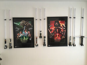 Hasbro Star Wars Lightsabers *NOT Sideshow*