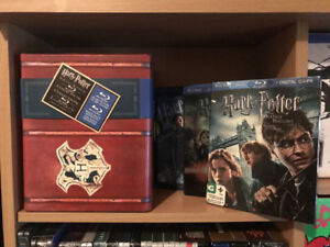 Harry Potter 8-film Collection Limited