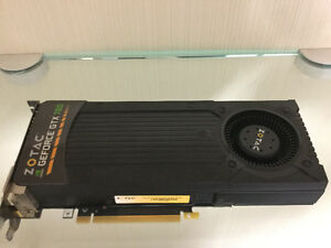 Zotac gtx 760 2gb graphics card nvidia