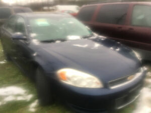 2010 Chevrolet Impala Certified 2900$ pls tax