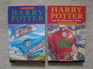 Harry Potter Softcover Books