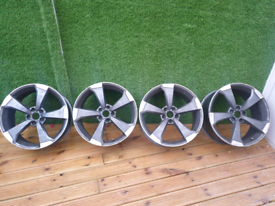 """AUDI RS3/S3 19"""" INCH ALLOY WHEELS"""