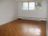 Semi-basement 4 1/2 with fridge and stove at Dorval